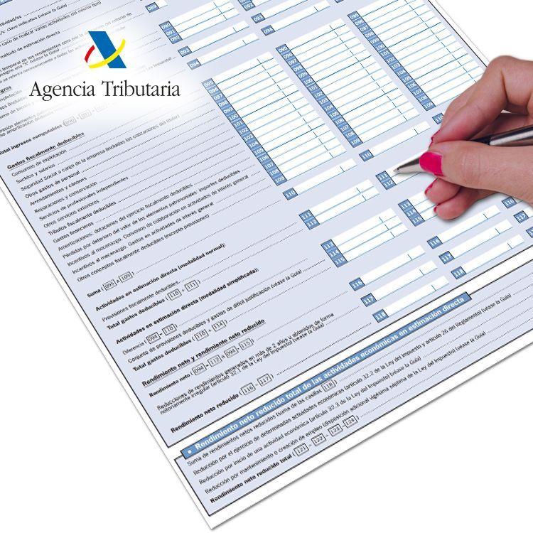 asesoría fiscal en Valladolid declaración de la renta