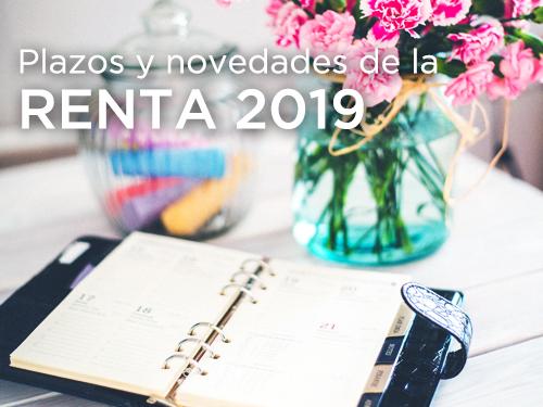 renta 2019